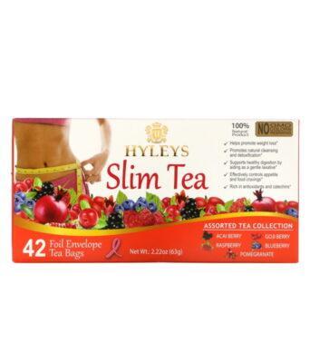 Hyleys Tea, Slim Tea, Assorted Tea Collections