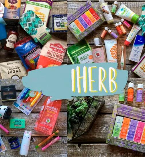 Глобальная доставка из iHerb на дом