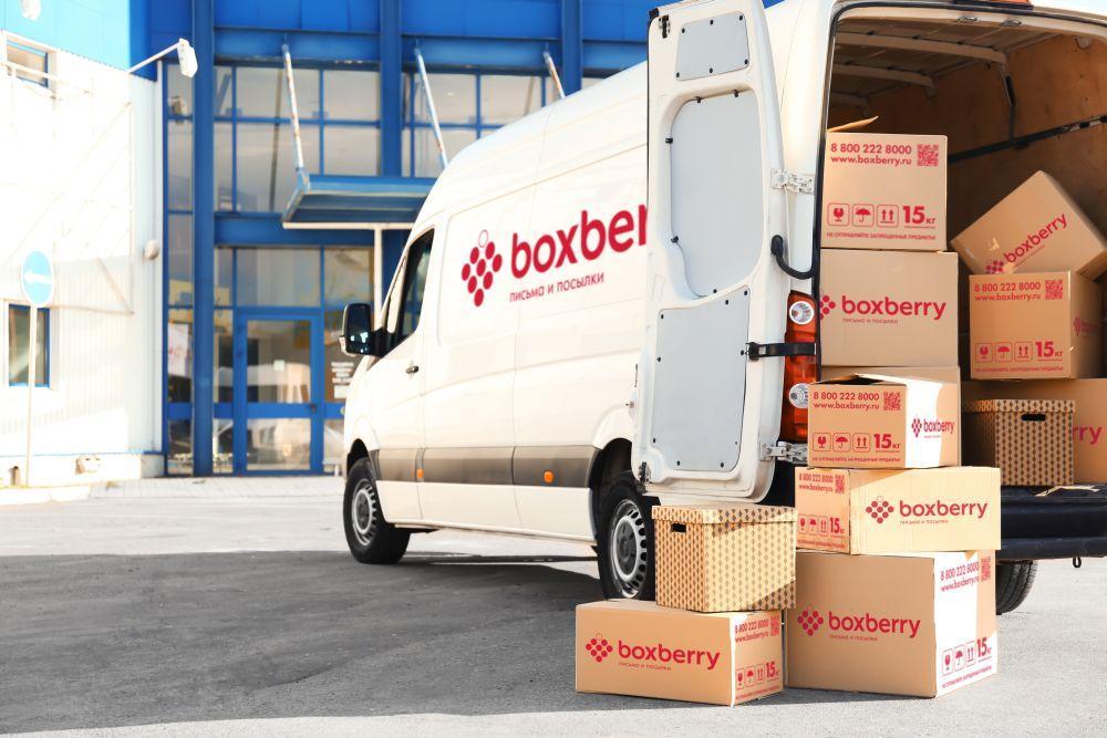 Условия доставки iHerb через Boxberry